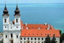Lake Balaton Tour - Tihany Abbey