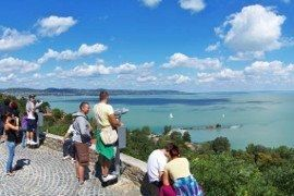 Lake Balaton Tour - Tihany Promenade
