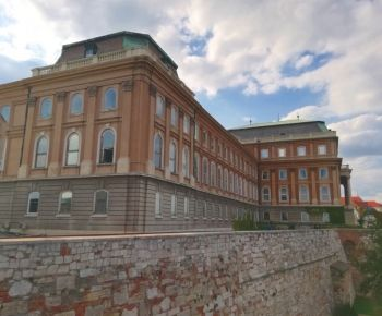 Buda Castle, Royal Palace