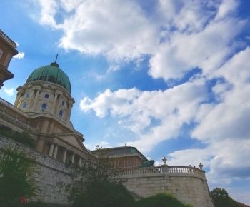 Buda Castle, Royal Palace, main building