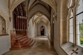 Private Pannonhalma Tour - Benedictine Abbey of Pannonhalma Cloister