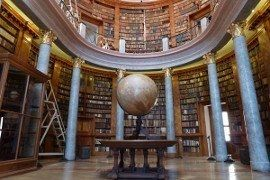 Private Pannonhalma Tour - Benedictine Abbey of Pannonhalma Library