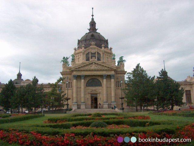 Bagni Termali Széchenyi