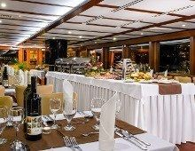 Late Night Danube River Dinner Cruise
