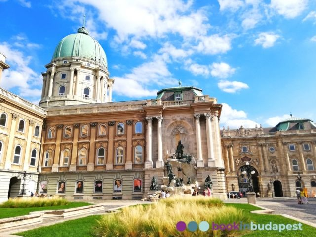Royal Palace in Buda Castle