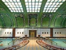 Full day ticket to the Gellért Spa