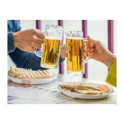 Pizza beer cruise budapest
