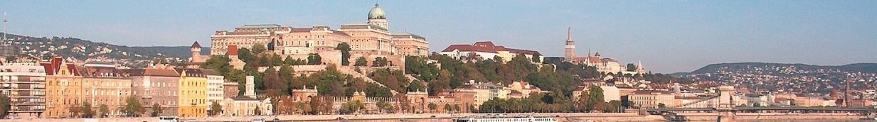 Castle District and North-Buda