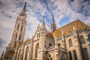 Chiese a Budapest
