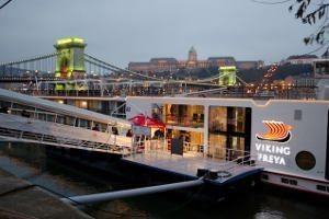 Transfer from pier to hotels in Budapest