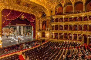 Guided Tours Budapest Opera House