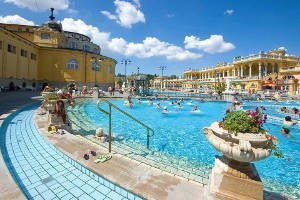 Skip the Line: Full-Day ticket to the Széchenyi Bath