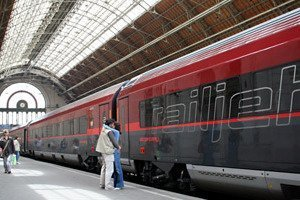 Transfer dalla stazione feroviaria all'hotel