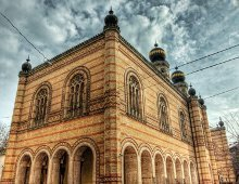 Jewish Budapest Private Walking Tour