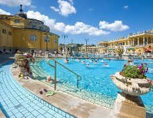 Full-Day ticket to the Széchenyi Bath