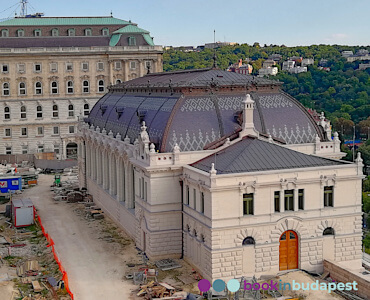 Royal Riding Hall, Buda Castle Riding Hall, Stables of the Royal Palace